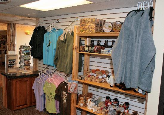 Americas Best Value Inn : Gift Shop