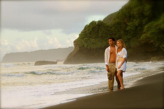 Rosalie Bay Resort : Romance