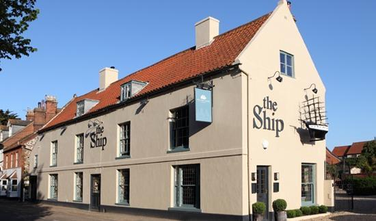 Brancaster Staithe, UK: The Ship Hotel