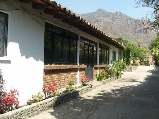 Posada La Palma: entrada