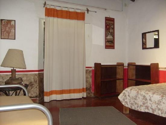 Posada La Palma: habitacion roja