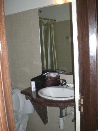 Kathmandu Resort Hotel: Sink