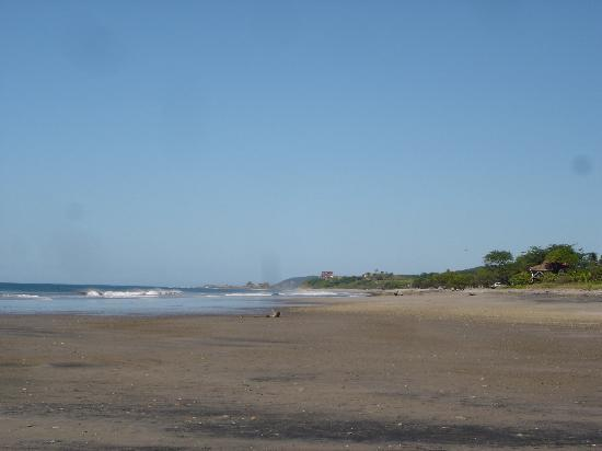 Tola, Nikaragua: Playa Santana (near the club house)