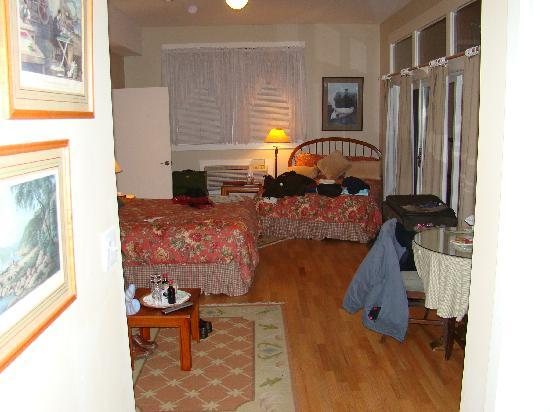 West Stockbridge, MA: Queensboro Room which adjoins the Catamount Room