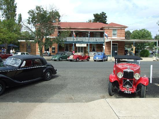 Beaufort House: Heritage Car Groups
