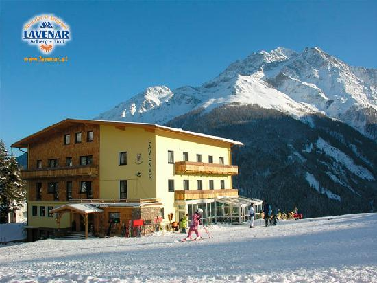 Berghotel Lavenar: Hotel Lavenar