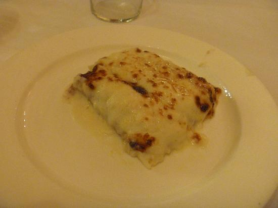 Can Culleretes : Cannelloni