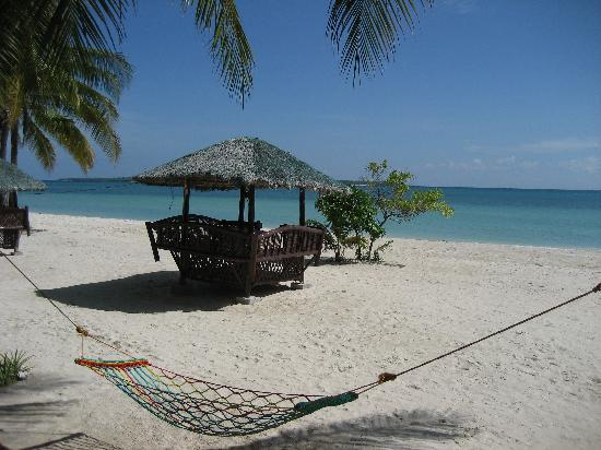 Beach Placid Resort, Restaurant and Bar: picture yourself here..