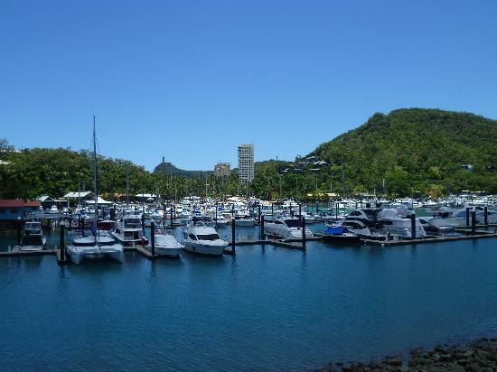 Lagoon Lodge: Marina