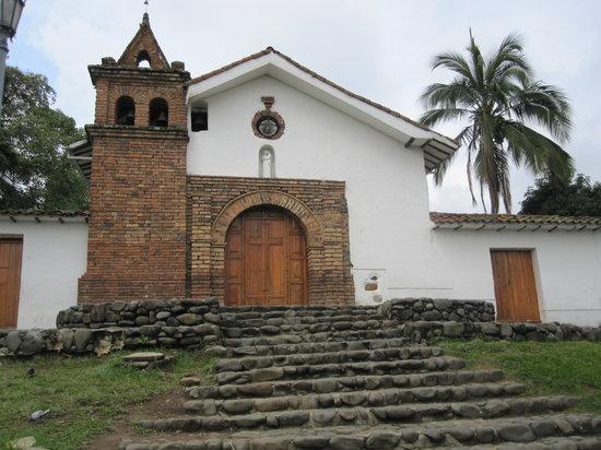 Iglesia de San Antonio: church