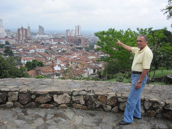 Iglesia de San Antonio: viewing point