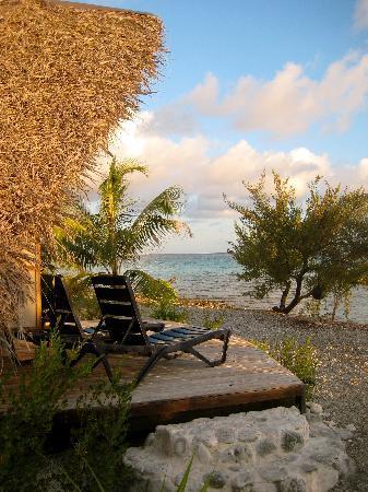 Tevahine Dream: Bungalow on the Lagoon