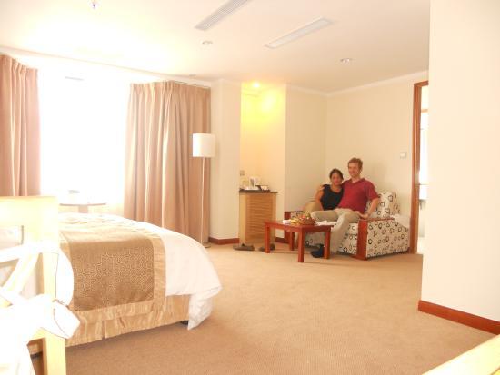 Prestige Hotel: suite nr 1008