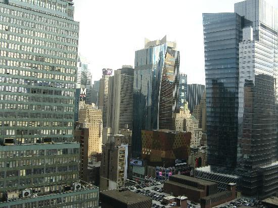 View From The Room Picture Of Distrikt Hotel New York