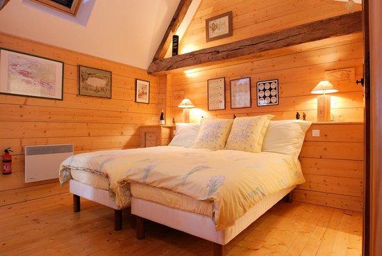 La Closerie Saint Martin: Room - La Loge de Vigne
