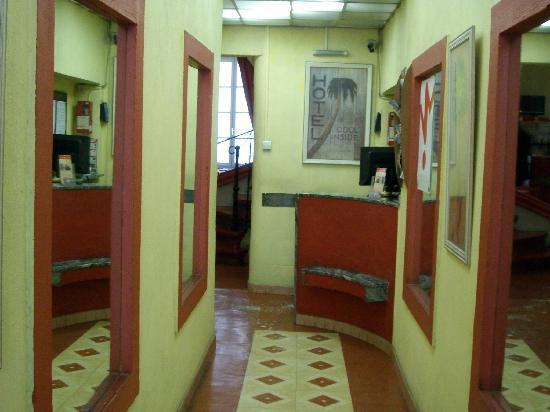 Hotel Alizea : hall di ingresso