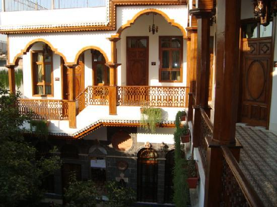 Afnan Charming Hotel: View