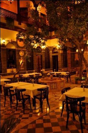 Afnan Charming Hotel: Night