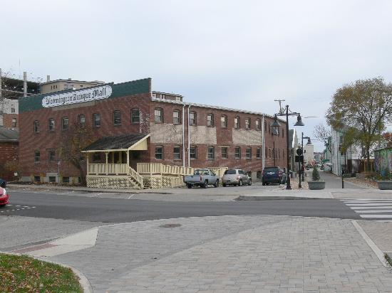 The Historic Bloomington Antique Mall - 3 stories of great shopping in downtown Bloomington!