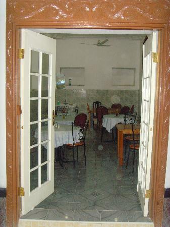 Harbour Marine: restaurant