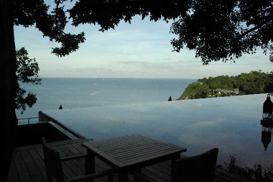 Paresa Resort Phuket : La piscine principale