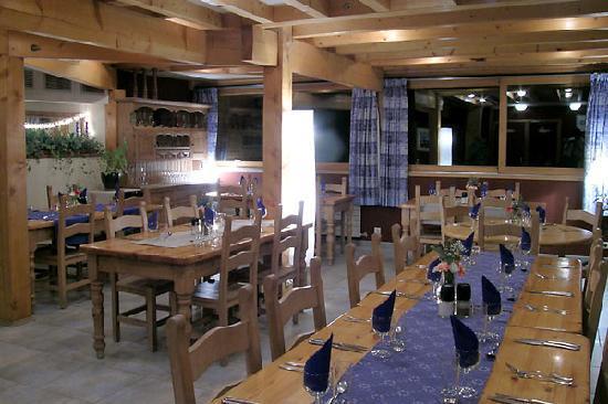 Chalet Eira: restaurant