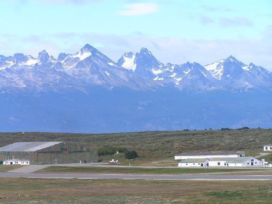 Ushuaia, Argentina: Der kleine Airport