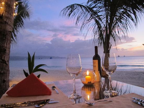 Al Fresco Bar and Restaurant: setting
