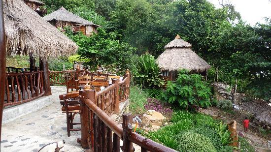 Koh Jum Resort : Le restaurant