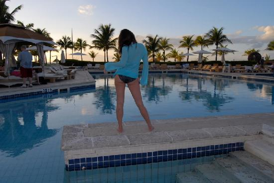 Club Med Turkoise, Turks & Caicos: The main and only pool.