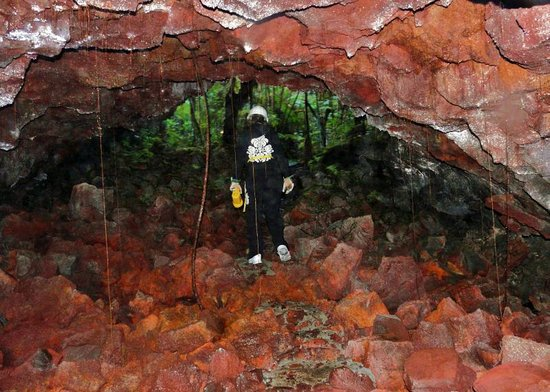 Kazumura Cave Tours Hilo Hi Address Phone Number