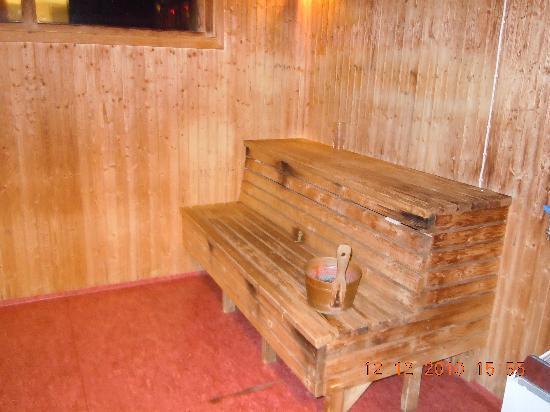 Radisson Blu Polar Hotel, Spitsbergen, Longyearbyen: Sauna