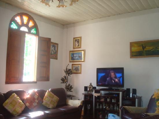Casa Renides: Sala principal