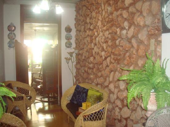 Casa Renides: Saleta