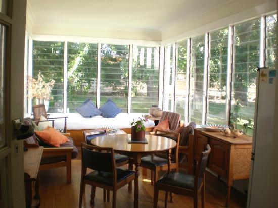 Explorers Lodge: Sun Room
