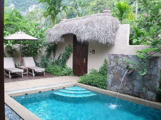 The Banjaran Hotsprings Retreat: Private Pool