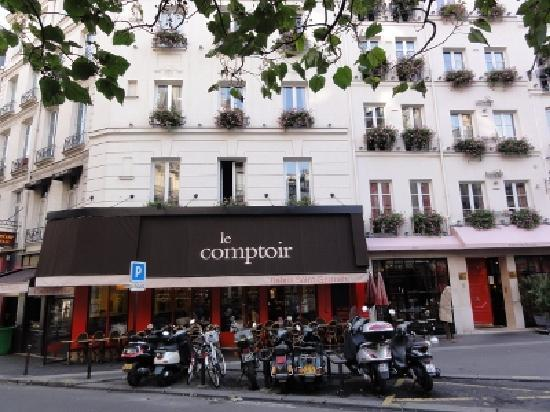 Le comptoir du relais paris bistro of the year u le - Le comptoir du petit marguery paris 13 ...