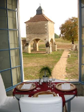Restaurant La Liodiere: Le Coin des amoureux ....