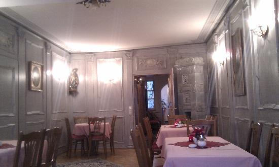 Hotel Am Josephsplatz: Salle pour le petit déjeuner