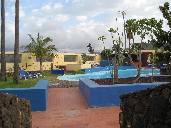 Finca de las Salinas : Swimming pool, Finca de la Salinas