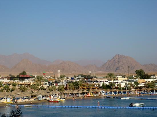Lido Sharm Hotel: Bacony daytime