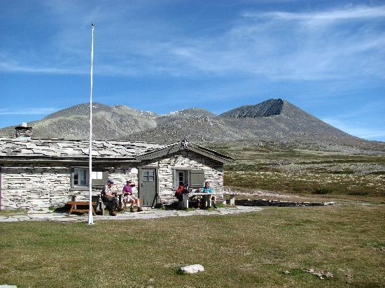 Hovringen, Norway: Peer Gynt hytta