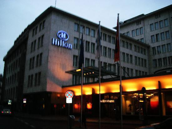Hotel Marriott In Koln