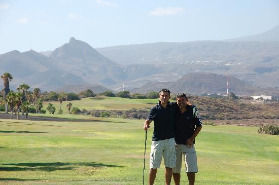 Golf del Sur - Tenerife: El mejor equipo