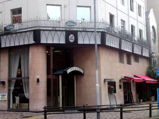 ホテル ルウエスト 名古屋, ホテル外観