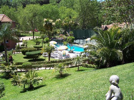 San Remo Villa Corral Apart: Desde las cabañas