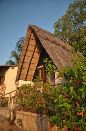Kande Beach Resort: Beach chalet