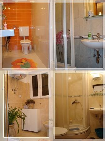 S&L Guesthouse: Bathrooms
