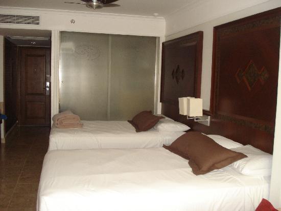 Grand Palladium Imbassai Resort & Spa: O quarto - espetacular