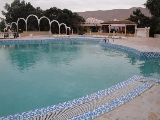 Gafsa, Túnez: la chambre